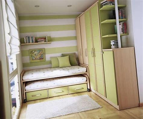 artistic  amazing double kids bedroom design