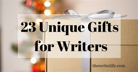 23 gifts for writers fun ideas for christmas and chanukah