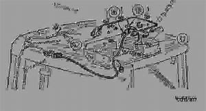 Wiring Harness  Heating And Airconditioning - Tractor John Deere 6605 - Tractor