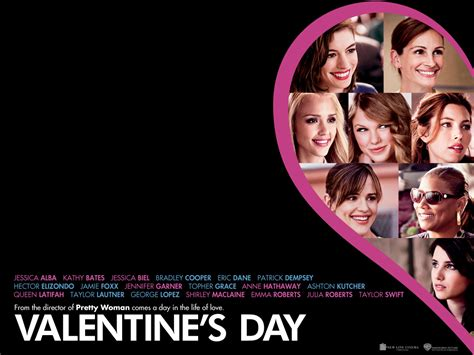 Fonds D'écran Du Film Valentine's Day  Wallpapers Cinéma