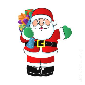 Clipart Babbo Natale Immagini Clipart Gif Animate Natale