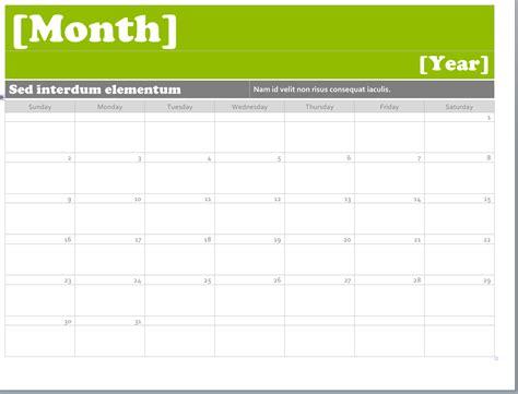 word microsoft templates ms word calendar templates montly calendar pinterest