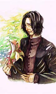 "severus-snape-my-eternal-prince: "" Artwork by 鉾崎@元198円 ..."