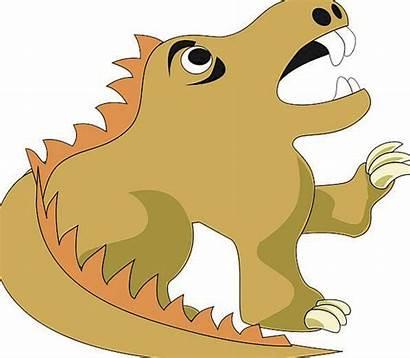Dragon Firedrake Beast Creature Monster Mythical Huge