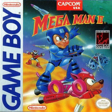 Mega Man 2 Ii Game Boy