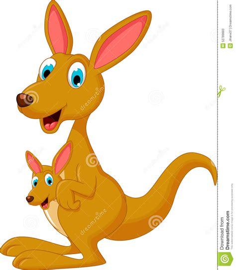Kangaroo Joey Cartoon Wwwpixsharkcom Images