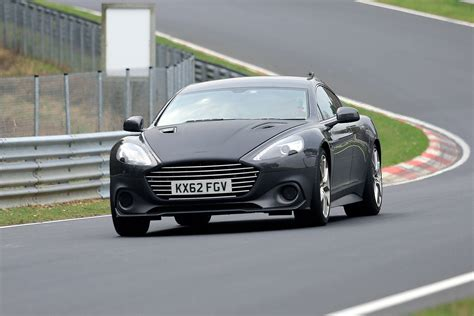 Aston Martin Rapide Amr Spied At The Ring Evo