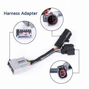 Towing Mirror Upgrade Adapter Conversion Wiring Harness