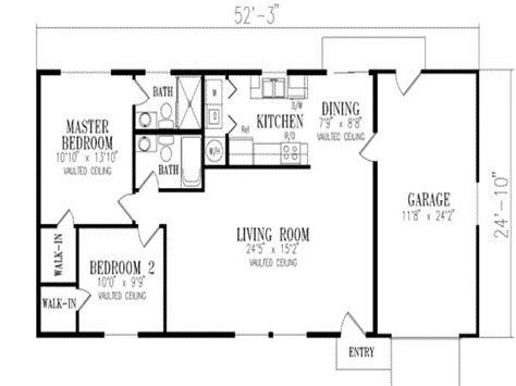 floor plans 1000 square 1000 square modern house 1000 square house plans