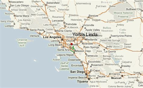 yorba linda location guide