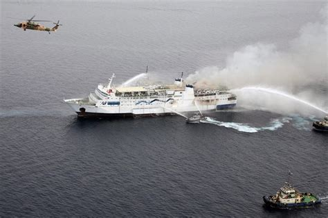 Ferry Abraham by Cruise News