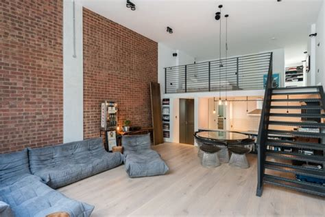 Loft Wohnung Fabrikhalle by Loft Apartments With An Industrial Factory Feel In