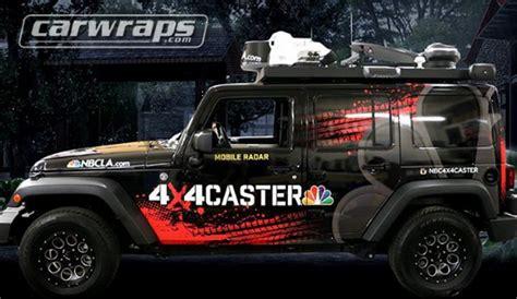 cnbc mobile nbc mobile radar car wrap carwraps