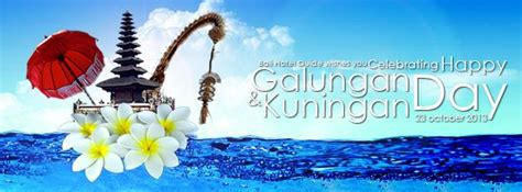 happy galungan day   people  celebrate  moment hope god  protect   give