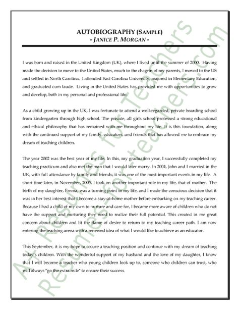 Teacher Autobiography Sample. 609 Credit Dispute Letter Template. Cover Letter And Resume Templates For Microsoft Word. Job Description Of A Bartender For Resume Template. Psychology Research Proposal. Phlebotomist Cover Letter Samples Template. Reducing Stress At Work Template. Sample Letter Of Salary Negotiation Template. Pictorial Directory Template Word Template