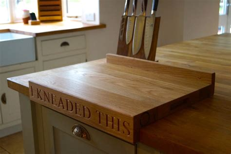 Cutting, Carving & Chopping Bespoke Kitchen Boards Of All