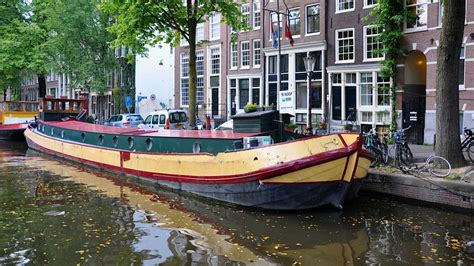 Houseboat For Sale Amsterdam by News In Pictures Amsterdam S Bustling Canal Culture