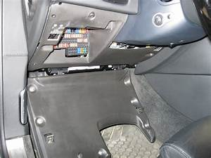 Bentley Continental Gt 2005 Fuse Box