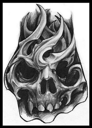 Permalink to Skull Tattoo Designs On Hand