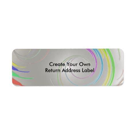 create   return address label  zazzle