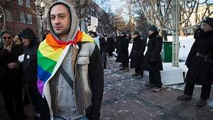Four gay rights activists arrested in Russia - Sportsnet.ca