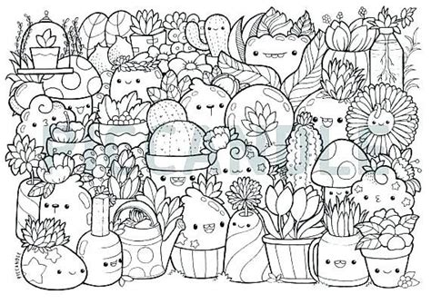 doodle coloring pages printable doodle coloring pages