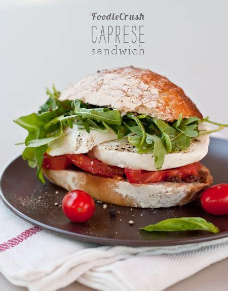 caprese sandwich balsamic roasted tomato caprese sandwich recipe dishmaps