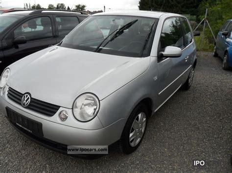 2002 Volkswagen Lupo 1.0 College