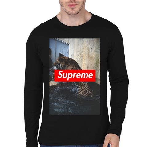 supreme t shirt supreme black sleeve t shirt swag shirts