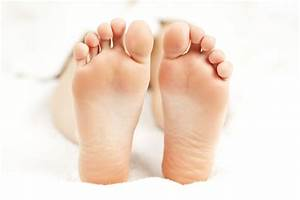 Feet Host To 80 Types Of Fungi  Study Says