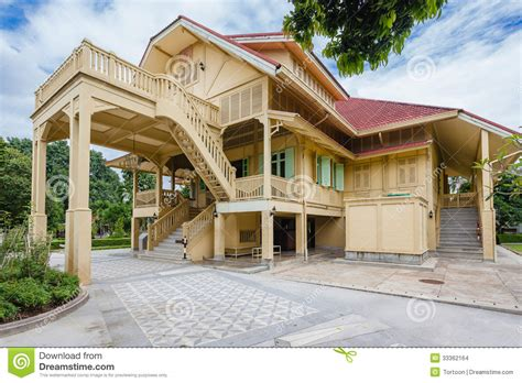 thai house traditional style stock photo image 33362164