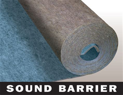 floor sound barrier foam products