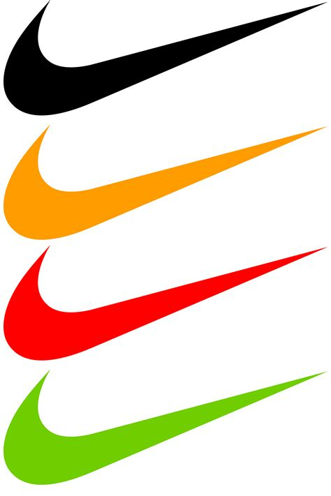 logo color meaning nike logo and symbol history and evolution