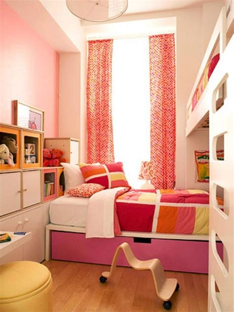 Bright And Sunny Girls Bedroom For Two Kidsomania