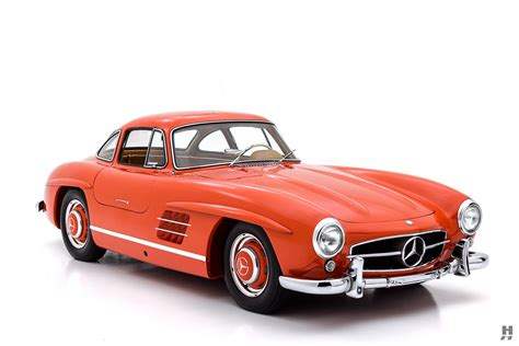 To find a car that has an impeccable history, solid ownership fact pattern, restoration just completed in the. 1955 Mercedes-Benz 300 SL Gullwing For Sale | Hyman Classic Cars