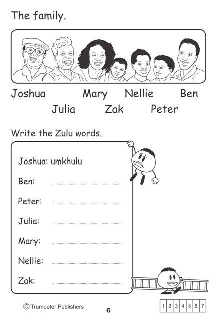simply zulu workbook  additional language