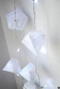 Guirlande Lumineuse Papier : diy guirlande lumineuse cv56 jornalagora ~ Teatrodelosmanantiales.com Idées de Décoration