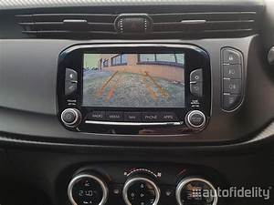 Integrated Rear View Camera System For Alfa Romeo Giulietta