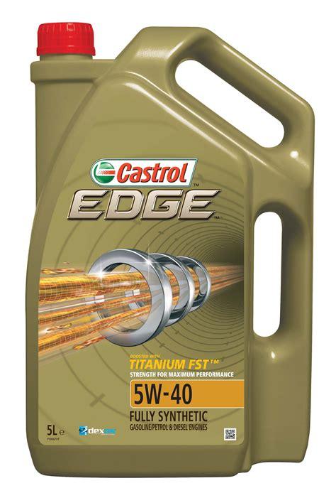 Castrol Edge Oil Product Range  Castrol Sa  Castrol Edge