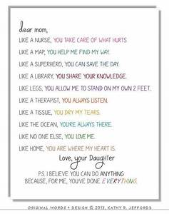 best 25 mother birthday ideas on pinterest fathers With mother daughter letter writing kit