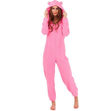 ebay jumpsuit damen jumpsuit overall strler pyjama einteiler onesie