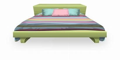 Bed Bedroom Lit Furniture Blanket Couverture Pillow