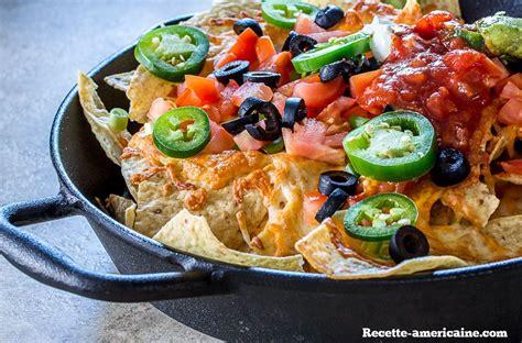 recette traditionnelle cuisine americaine recettes de plats américains