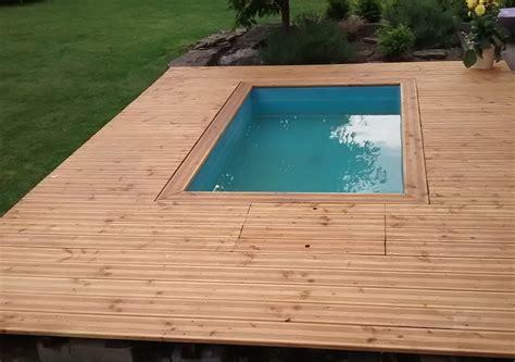 mini pool terrasse die obi selbstbauanleitungen einrichten und wohnen