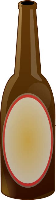 beer bottle blank label - /food/beverages/alcohol/beer ...