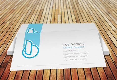 business card mock  psd  kasbandi  deviantart