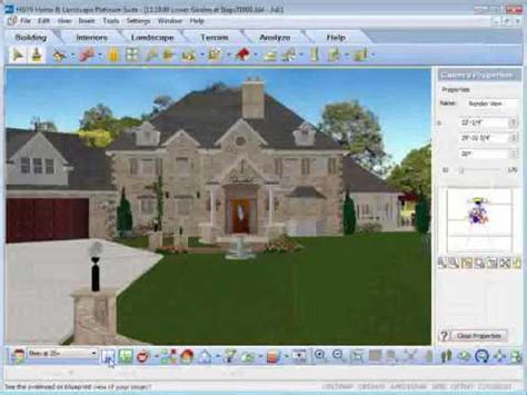 hgtv home design software rendering animation youtube