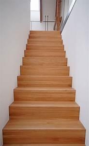 Stahltreppe Mit Holzstufen : wohnen in der scheune bauhandwerk ~ Orissabook.com Haus und Dekorationen