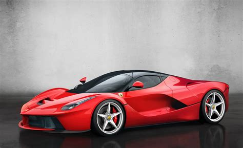 ferrari laferrari car and driver