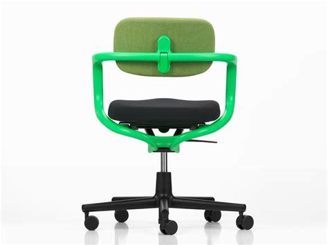 buy the vitra allstar office swivel chair signal green at